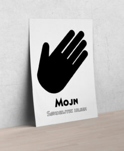 A5-plakater