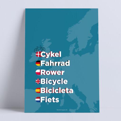 cykel-blaa