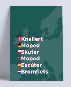 knallert-groen