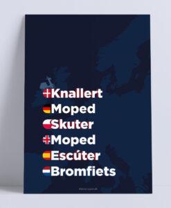 knallert-moerkeblaa