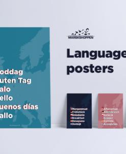 Sprog Plakater